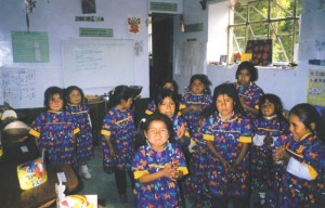 1997 First Year Experimental School in Urubamba